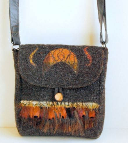 Tulloch Designs Tweed Bags
